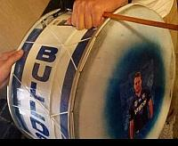 bulldogs drum